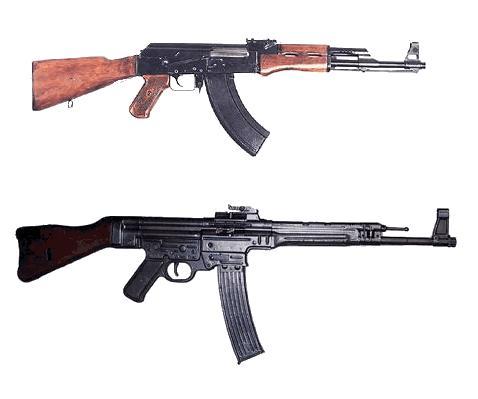 АК-47 Автомат Калашникова