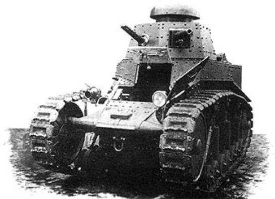 Советский Танк МС-1