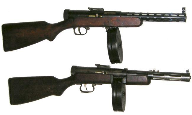Ппд 40 пистолет пулемет дегтярева